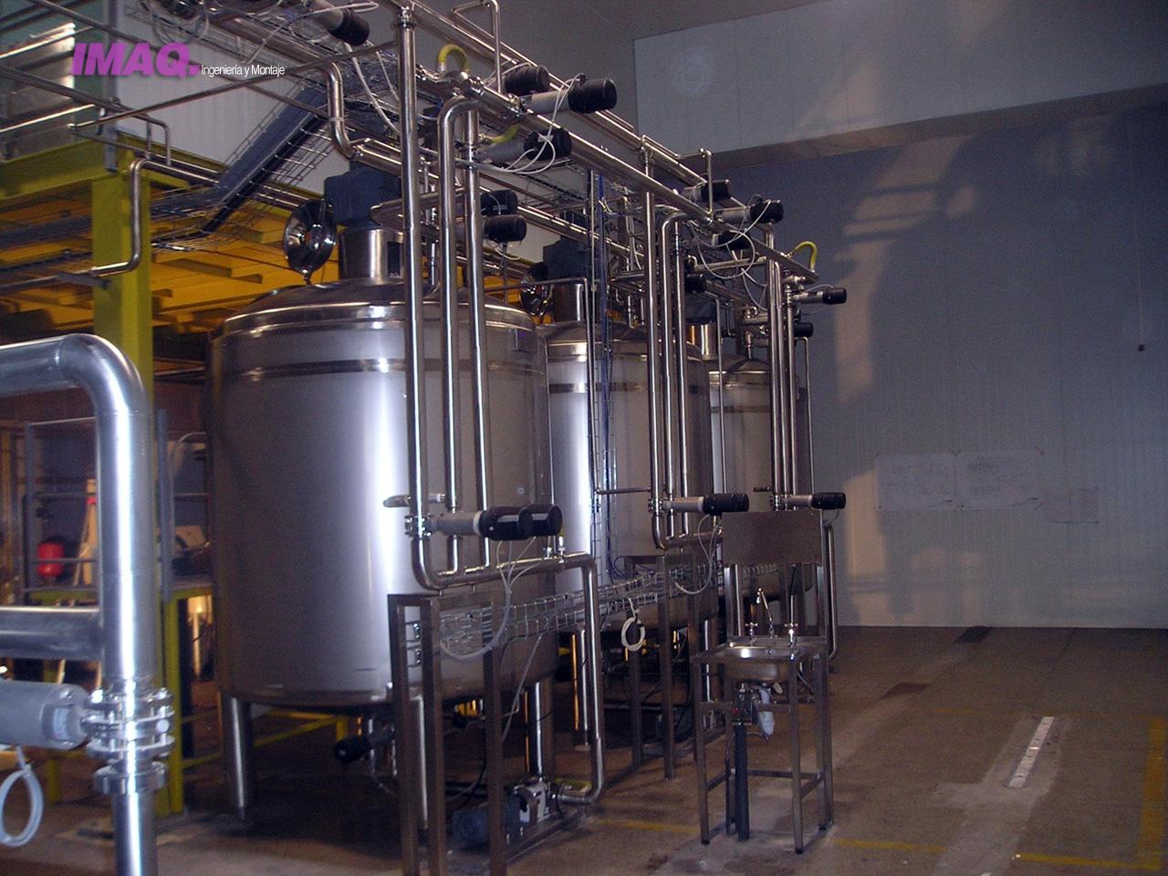 Chocolate imaq ingenier a for Fabricacion de estanques